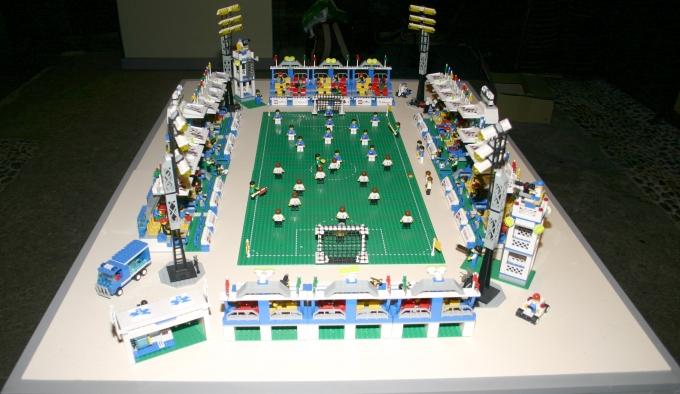 Bausteinwelten Lego Ausstellung 2006 In Celle Von